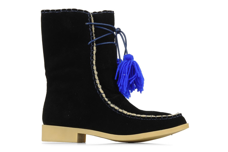 Boots en enkellaarsjes Mellow Yellow Kinuit Zwart achterkant