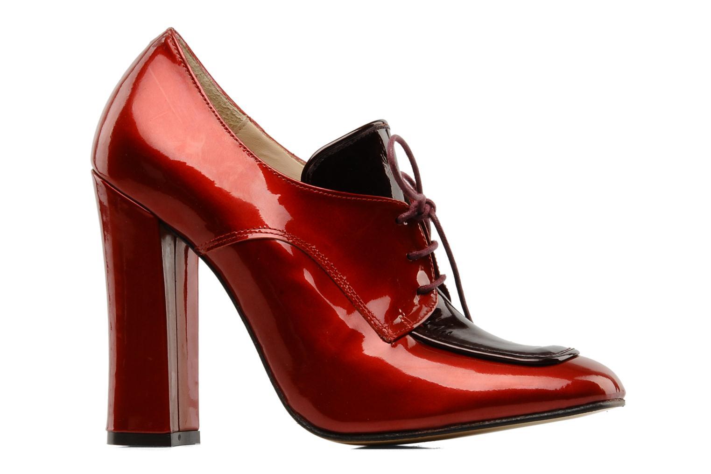 Chaussures à lacets Mellow Yellow Klipo Rouge vue derrière