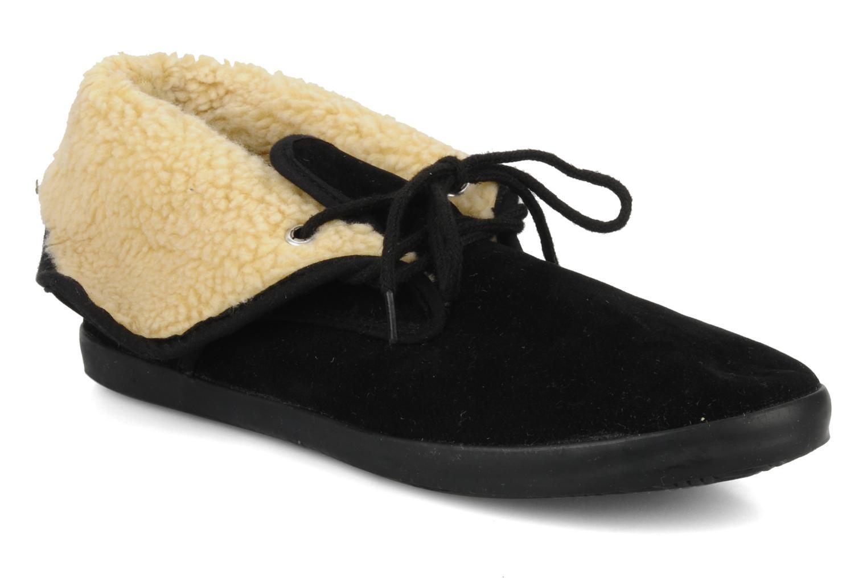 I Love Shoes - Damen - Ronnie - Schnürschuhe - schwarz 3fTLof