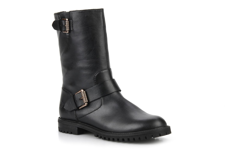 Boots en enkellaarsjes Esprit Maddison bootie Zwart detail