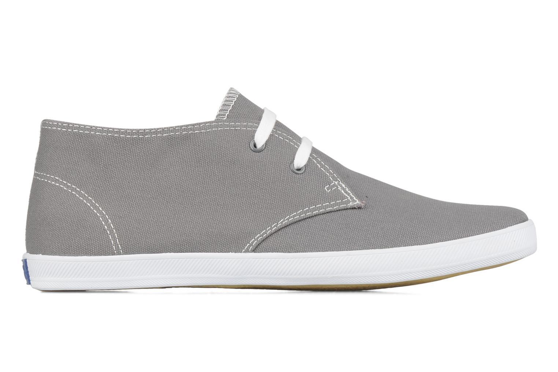 Sneaker Keds Champion chukka canvas grau ansicht von hinten