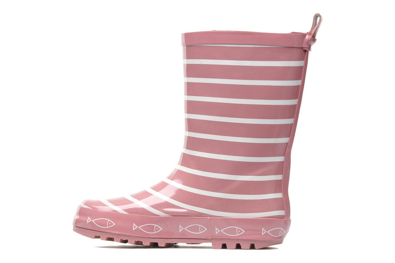 Laarzen Be Only Timouss Roze voorkant
