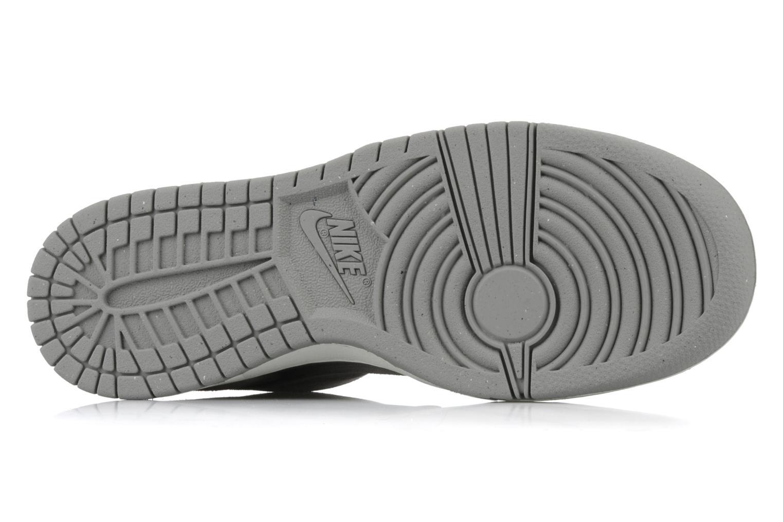 Sneakers Nike Wmns nike dunk high skinny prem Grigio immagine dall'alto