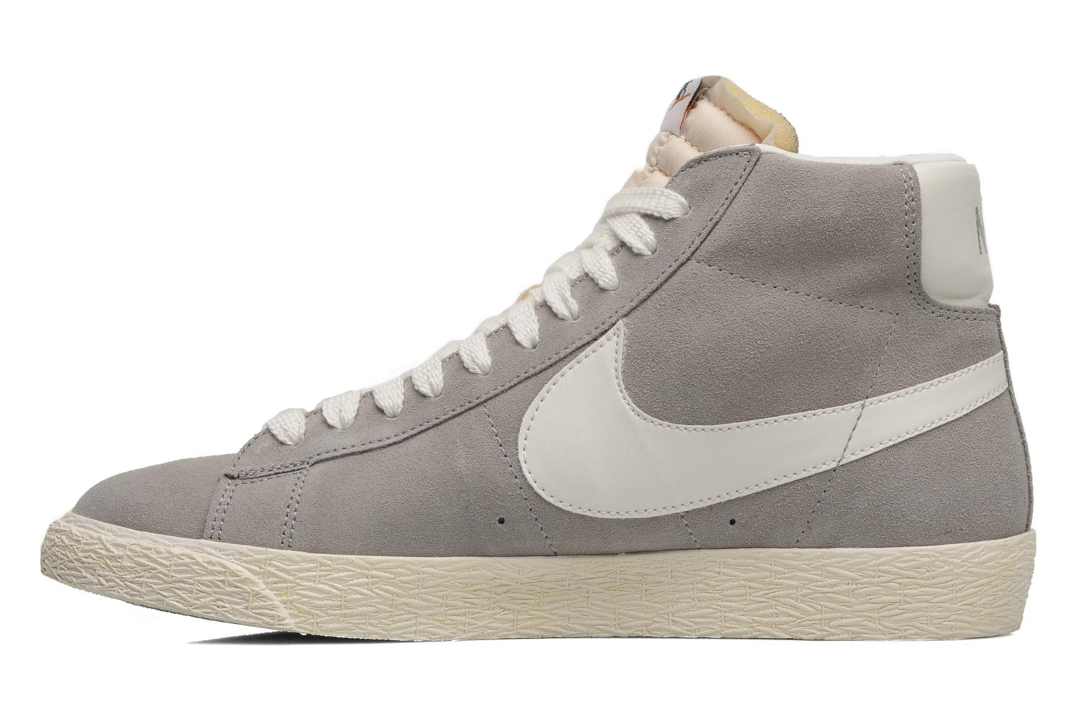 Blazer mid prm Medium Grey/ Sail