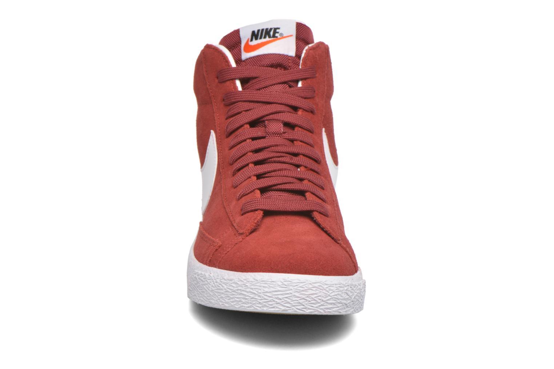 Sneakers Nike Blazer mid prm Rood model