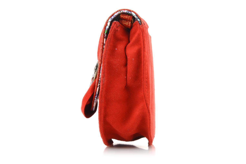 Handbags Irregular choice Miaow cross body Red model view