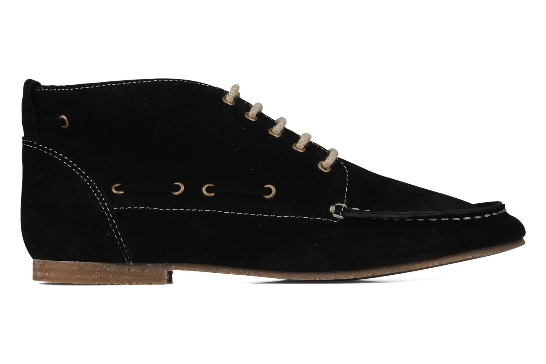 Sandales et nu-pieds Jonak Charlotte Noir vue derrière