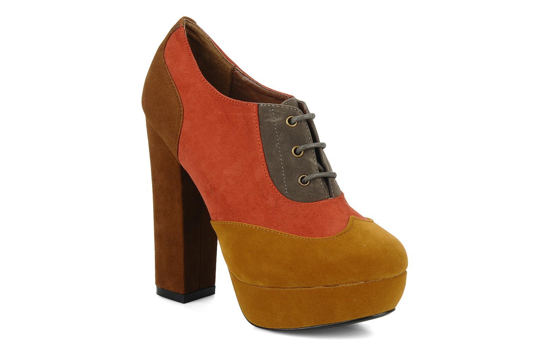 Scarpe con lacci I Love Shoes Jeri Multicolore vedi dettaglio/paio