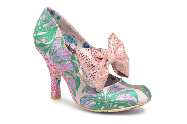 Marques Chaussure femme Irregular Choice femme Windsor Pink