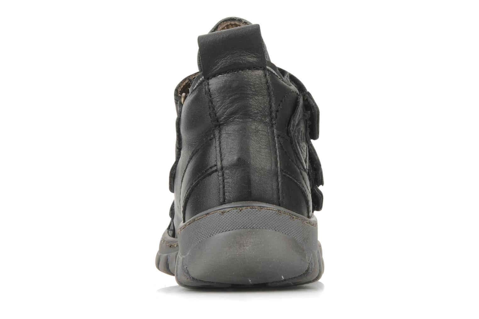 Ankle boots Bisgaard Lys Black view from the right