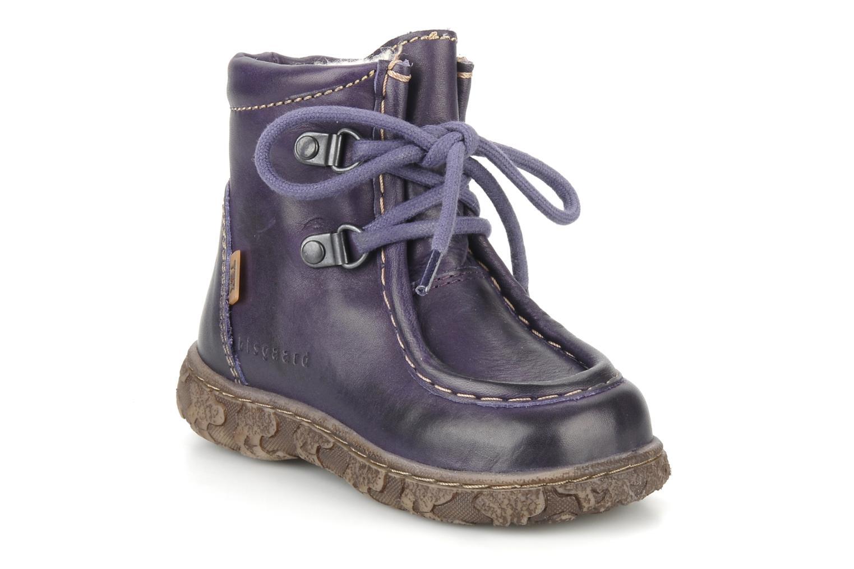 Bottines et boots Bisgaard Loona Violet vue détail/paire