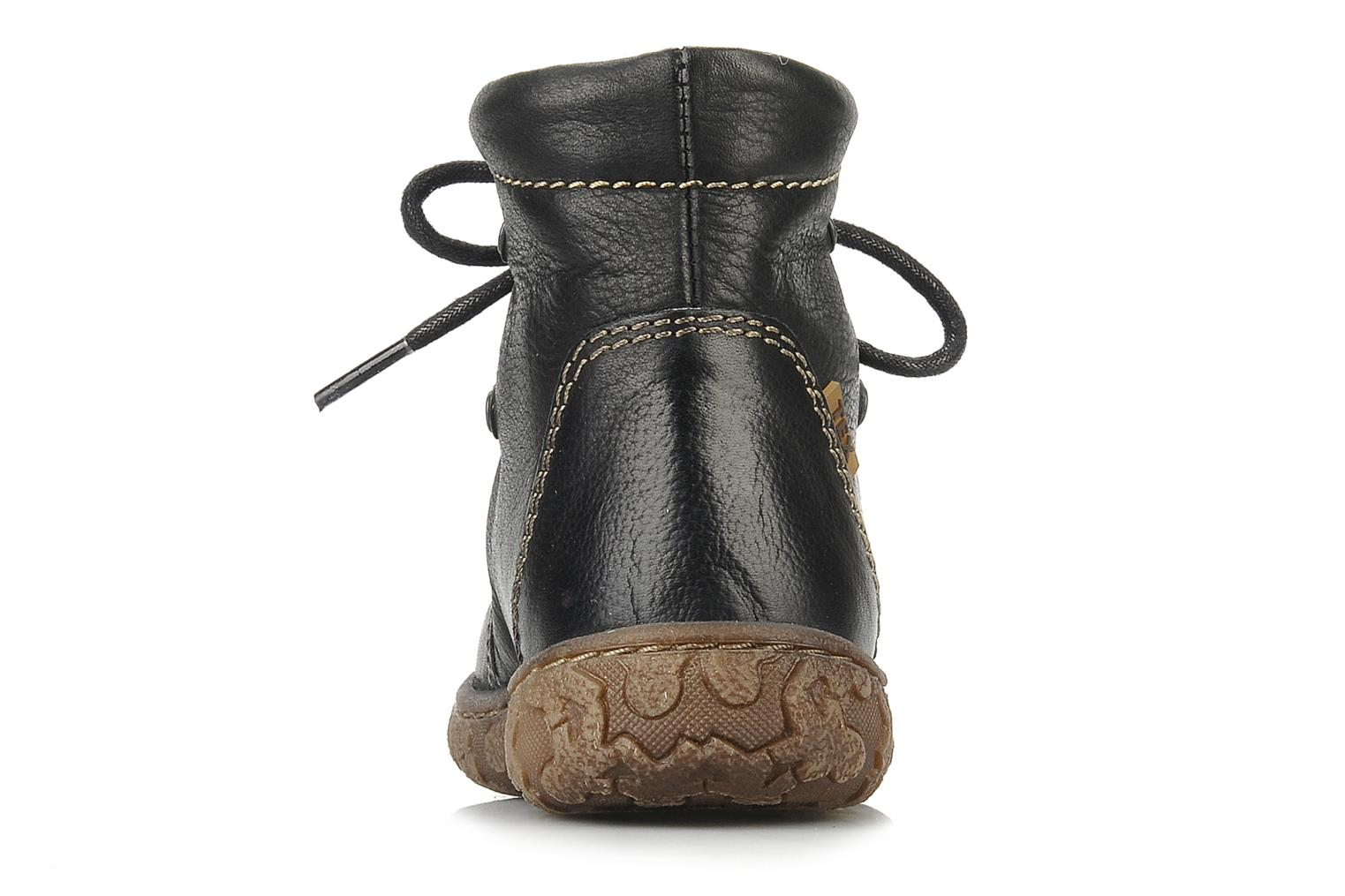 Ankle boots Bisgaard Loona Black view from the right