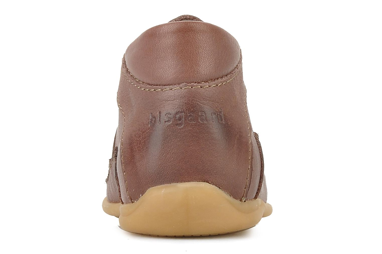 Ankle boots Bisgaard Galipette Beige view from the right