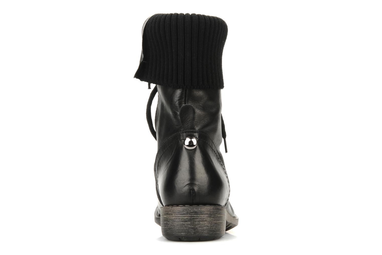 Boots en enkellaarsjes Eden Nems Zwart rechts
