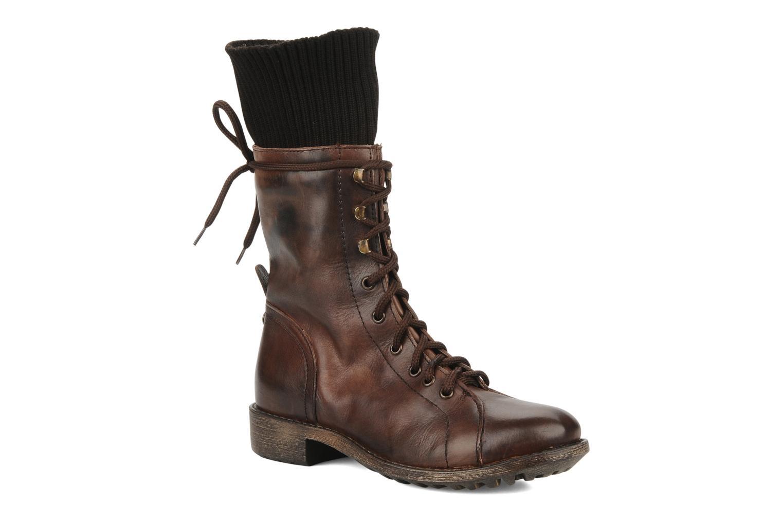 Boots en enkellaarsjes Eden Nems Bruin 3/4'