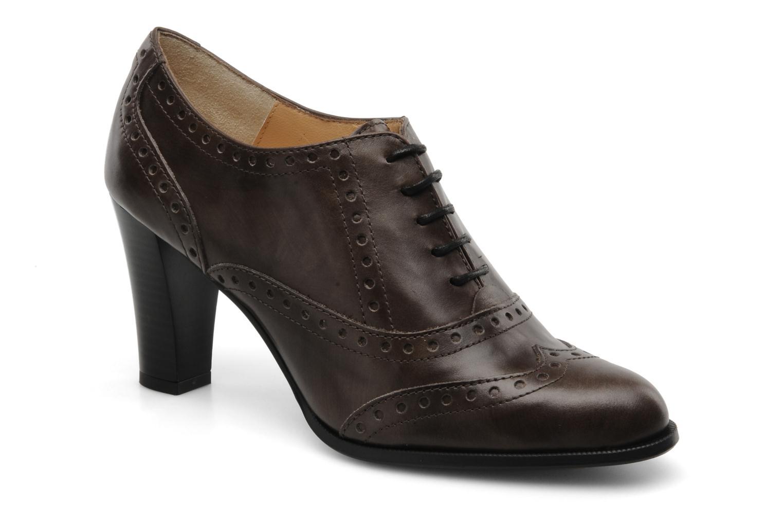 Chaussures à lacets Perlato Vitamine Marron vue détail/paire