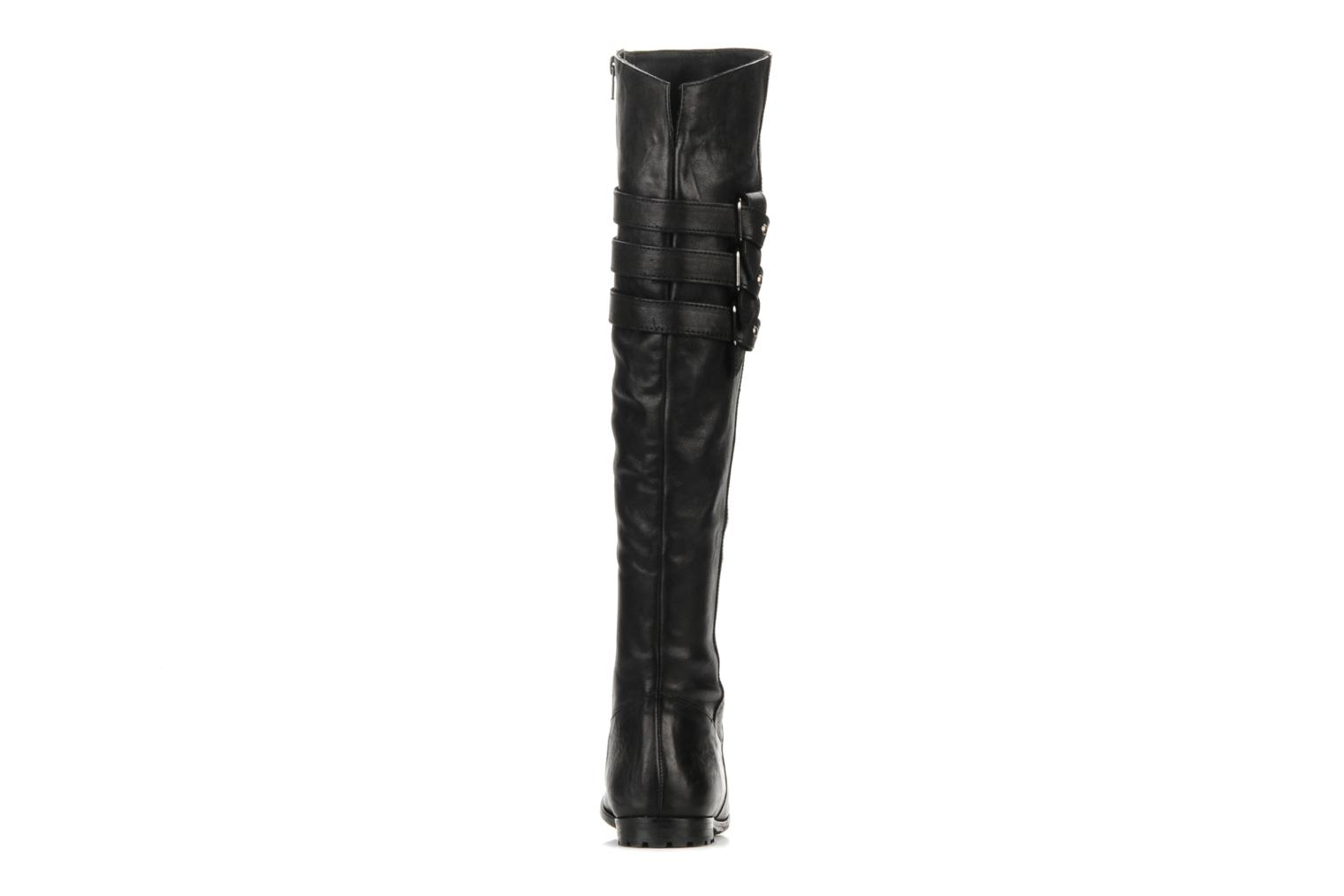 Boots & wellies Eden Bazi Black view from the right