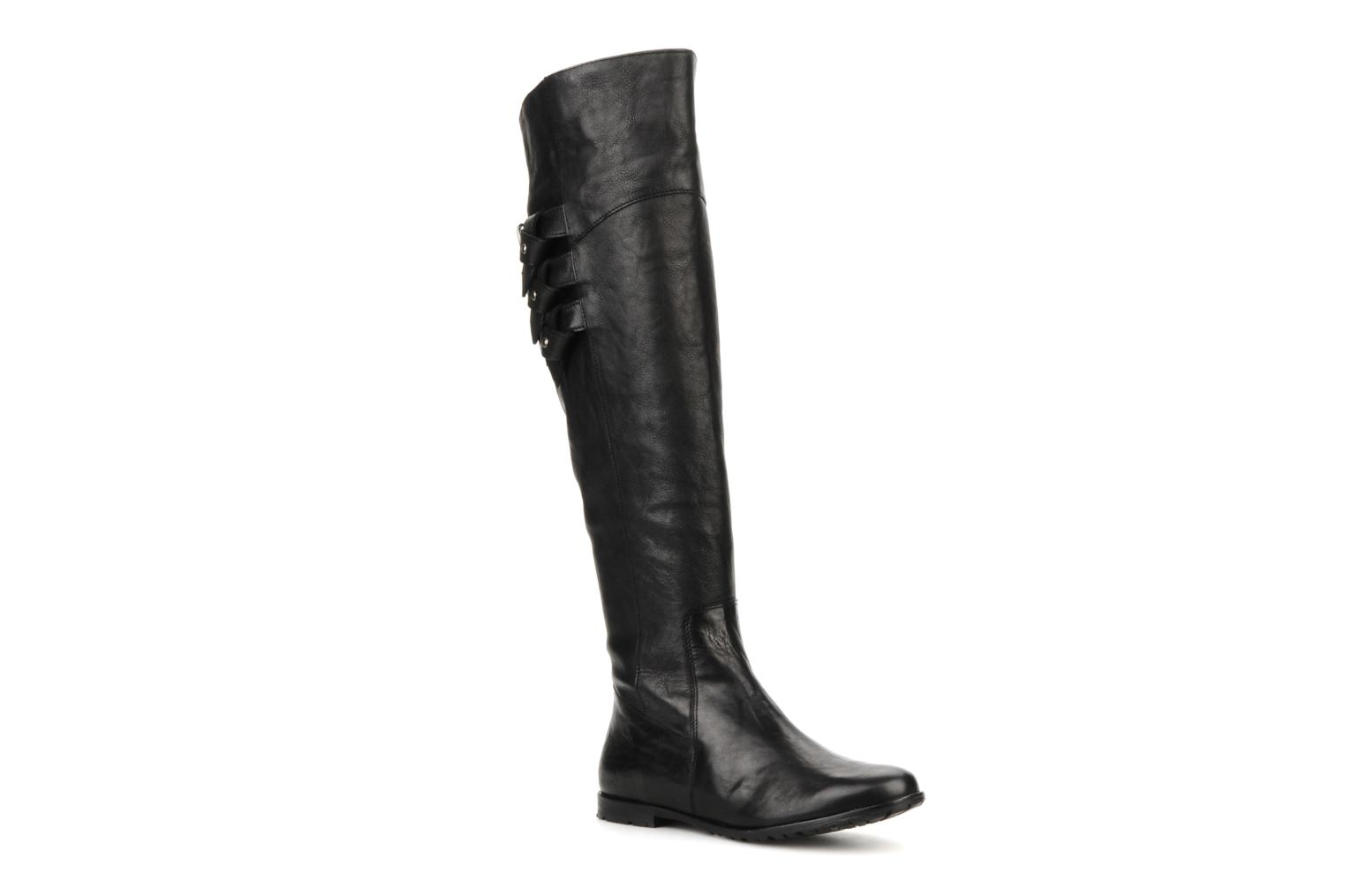 Boots & wellies Eden Bazi Black detailed view/ Pair view