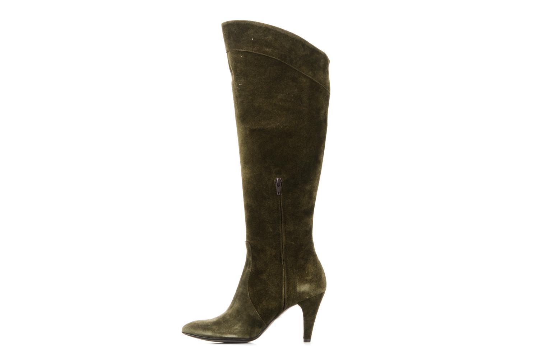 Boots & wellies Eden Enflip Green front view