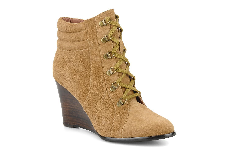 Stiefeletten & Boots Georgia Rose Huny beige detaillierte ansicht/modell