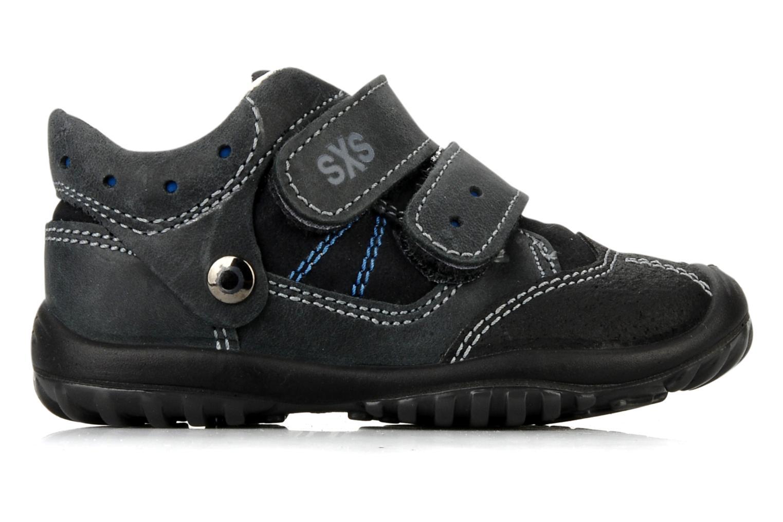 Sneakers Rose & Martin Cirano Zwart achterkant