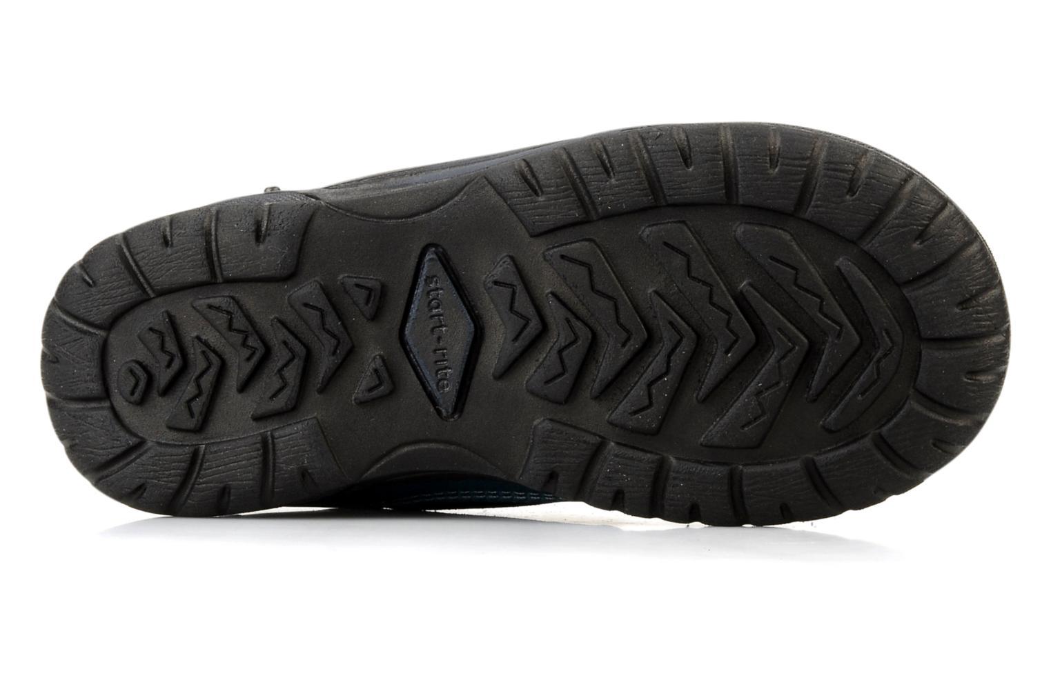 Chaussures à scratch Start Rite Trail Bleu vue haut