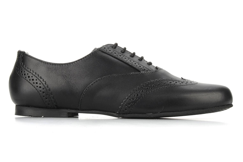 Chaussures à lacets Start Rite Fran Noir vue derrière