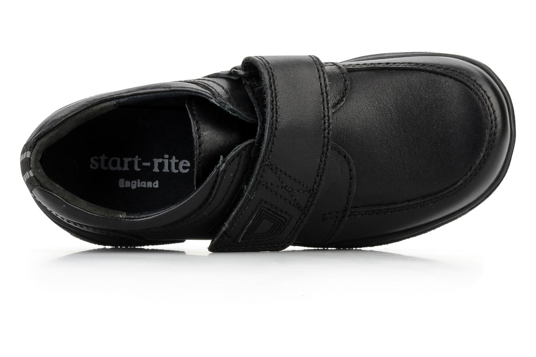 Chaussures à scratch Start Rite Accelerate Noir vue gauche