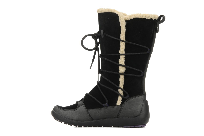 Boots en enkellaarsjes Clarks Nemo thrillgtx Zwart voorkant