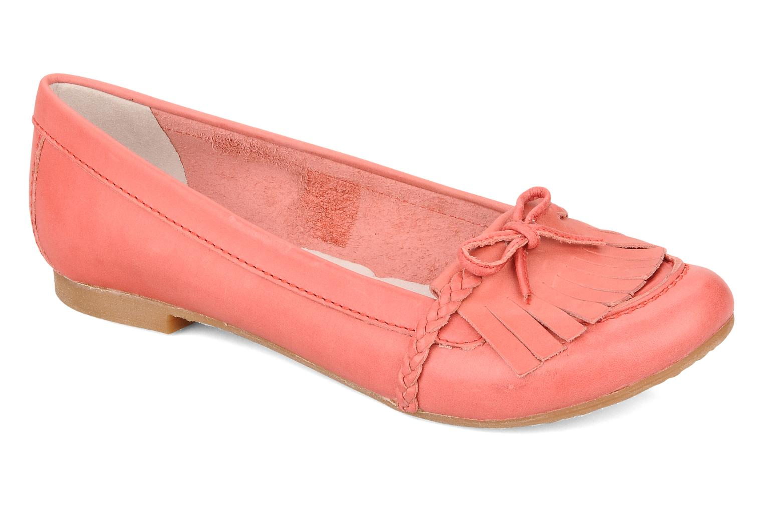 Loafers San Marina Kaboul Pink detailed view/ Pair view