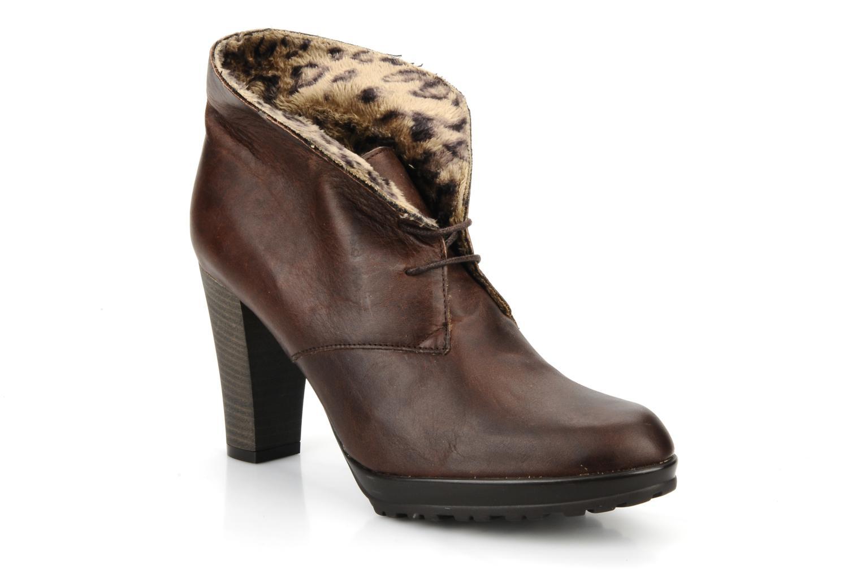Stiefeletten & Boots Elizabeth Stuart Alra braun 3 von 4 ansichten