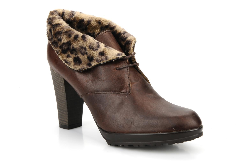 Stiefeletten & Boots Elizabeth Stuart Alra braun detaillierte ansicht/modell