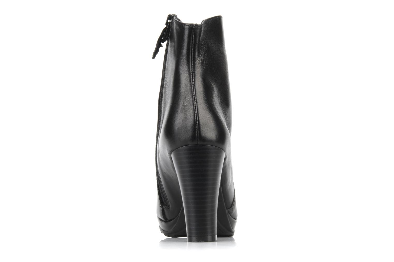 Bottines et boots Elizabeth Stuart Alry Noir vue droite