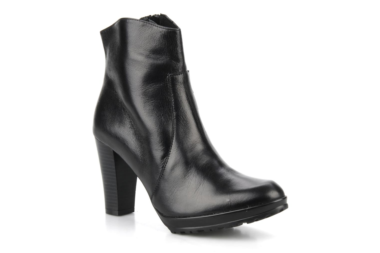 Bottines et boots Elizabeth Stuart Alry Noir vue détail/paire