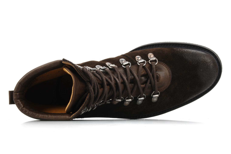 Stiefeletten & Boots Marvin&Co Eduard braun ansicht von links