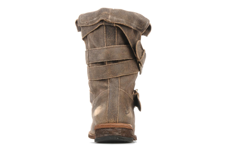 Bottines et boots Myma Jennie Felmini Marron vue droite