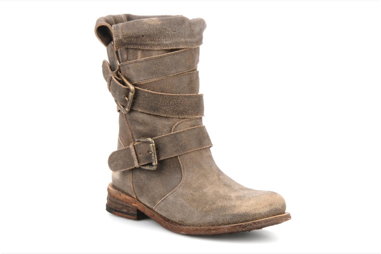 Bottines et boots Myma Jennie Felmini Marron vue détail/paire