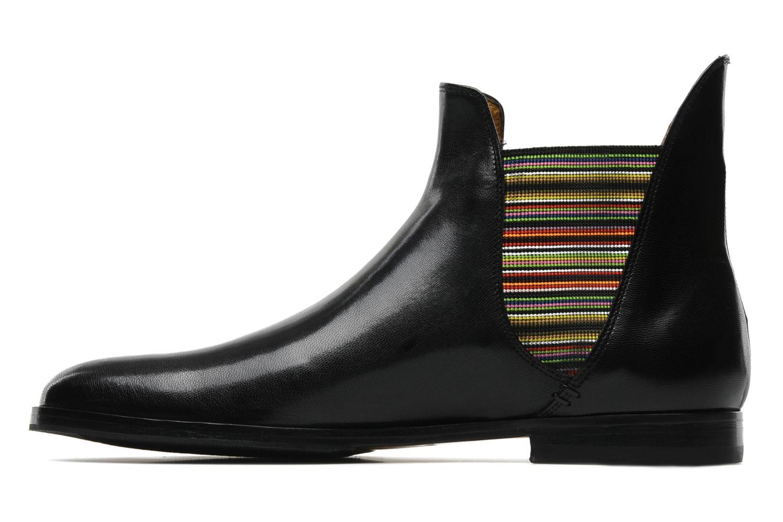 Bottines et boots Melvin & Hamilton Susan 2 Noir vue face