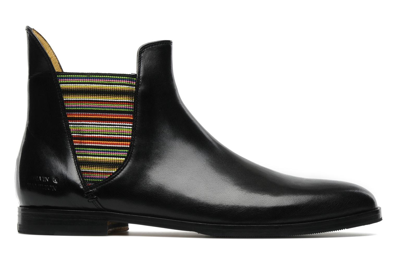 Bottines et boots Melvin & Hamilton Susan 2 Noir vue derrière