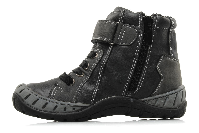 Bottines et boots I Love Shoes Alpiniste Noir vue face