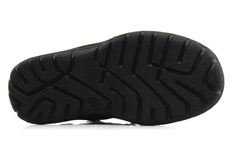 Bottines et boots I Love Shoes Alpiniste Noir vue haut