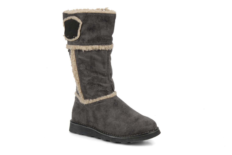 Bottes I Love Shoes Fashion Gris vue détail/paire