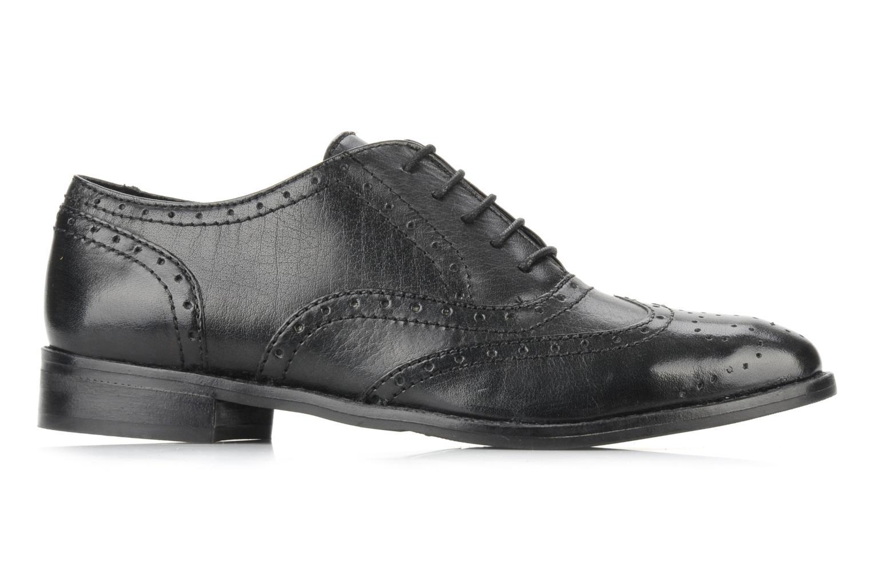 Chaussures à lacets Georgia Rose Dodda Noir vue derrière
