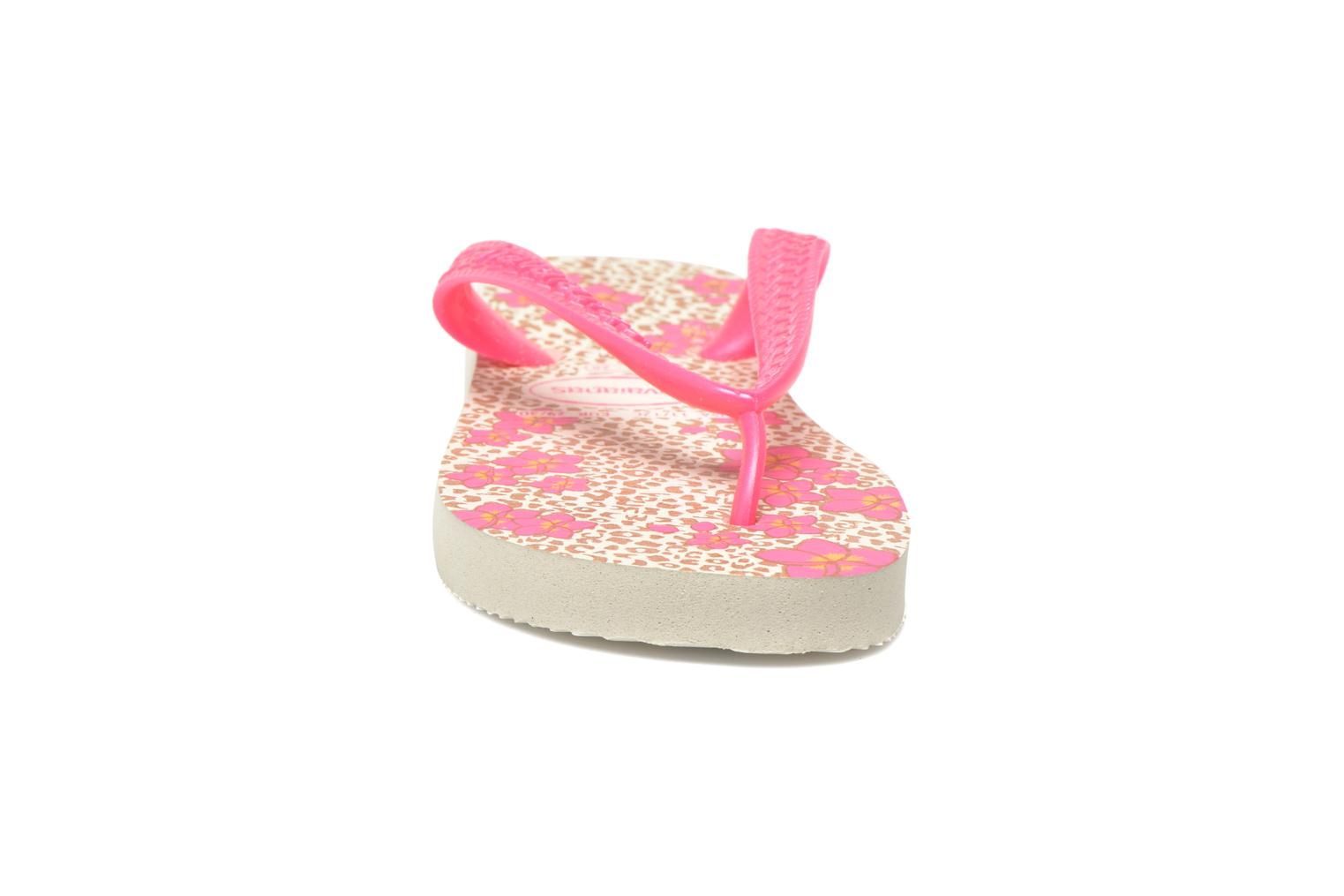 Kids flores White/Orchid Rose