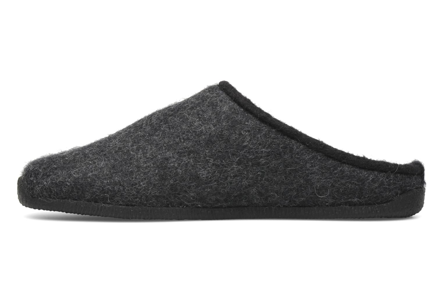 Slippers Giesswein Illsfeld Grey front view