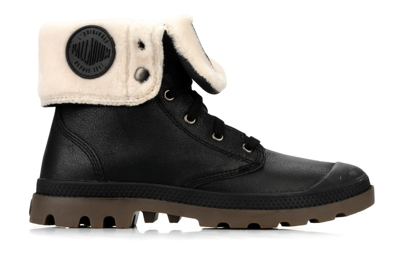 Boots en enkellaarsjes Palladium Baggy l s m Zwart achterkant