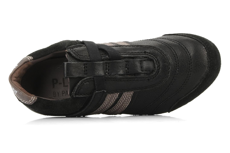 Sneakers Palladium P-L-D-M Racket kid cash Zwart links