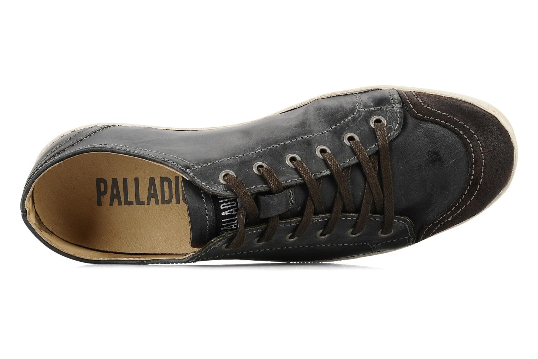Sneakers Palladium Dali smk Nero immagine sinistra