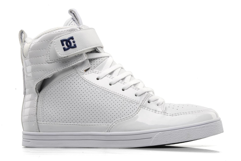 Scarpe sportive DC Shoes Royal Bianco immagine posteriore