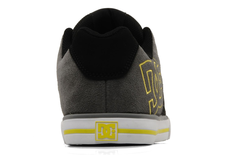 Sportschuhe DC Shoes Chase grau ansicht von rechts